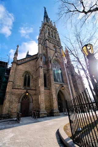 Canada - St Michael's Catholic Cathedral 3 (Small)