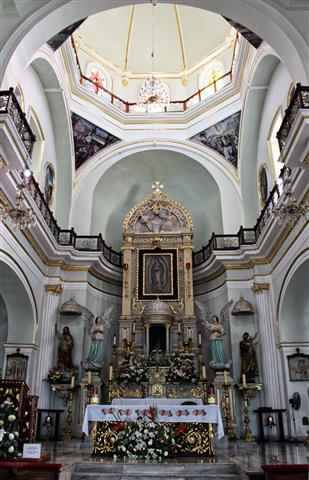 Mexico - Our Lady of Guadalupe Church 3 (Small)