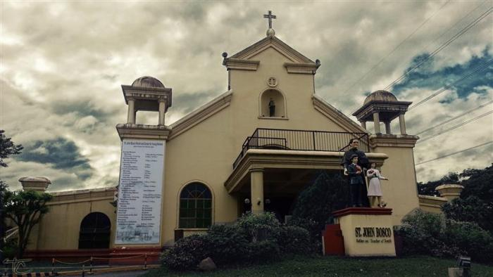 Philippines - St John Bosco Parish - Santa Rosa, Laguna (Small)